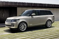New Range Rover MY 2013 first pics