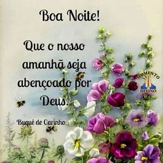Portuguese Quotes, Good Afternoon, Good Night, Gifs Lindos, Top Imagem, Facebook, Irene, Pasta, Good Night Greetings