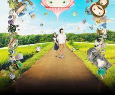 Jellyfish Eyes: the debut film by Takashi Murakami