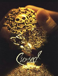 Pirates of the Caribbean ~ Cursed... And so pretty haha