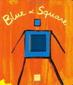 Blue & Square by Herve Tullet