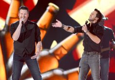 """Luke Bryan, Blake Shelton, Toby Keith, Keith Urban and Lady Antebellum. are among the country stars who will gather in early April in Las Vegas for an awards show and what's called """"The Week Vegas Goes Country."""""""
