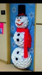 This just sparked an idea for my future family. the day after thanksgiving give the kids supplies to decorate their own room doors. this will make the ... & Christmas Door Decorating Ideas | Pinterest | Christmas door ...