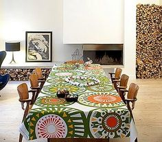 danish wood style