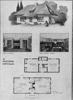 "Craftsman ""Stone Cottage"""