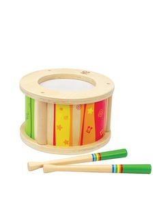 Toys & Hobbies Wooden Teaching Instrument Drum Early Education Toy Octagonal Music Drumming For Children Percussion Instrument Educational Toys Learning & Education