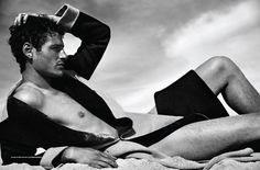 "Matthew Coatsworth | Photo Daily | Model Diary ""Matthew Coatsworth, is a sensation due to the outstanding versatility he brings to shoots."""