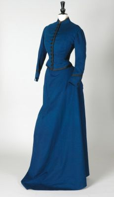 Riding habit ca. 1880-90 From the Leeds Museums and Galleries