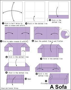 how to make a paper umbrella that opens and closes
