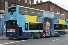 The Iron lady aka many other names. The Iron Lady, Coaches, Buses, Dublin, Transportation, Irish, Ireland, Explore, Friends