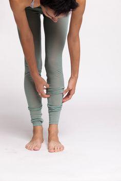 Tights / Leggings Extra Long Soft Merino Wool.