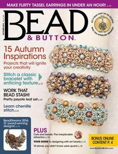Bead and jewellery [apr may 2016]