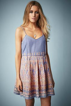 **Paisley Print Sundress by Kate Moss for Topshop- Topshop