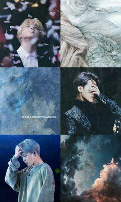 wallpaper jimin gray♡♡
