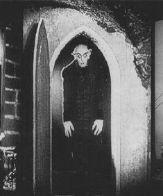 Halloween: Nosferatu. Sweet-sad-crazy little vampire.