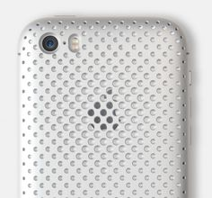 【5月20日発送分ご予約受付中】SQUAIR Duralumin Mesh Case for iPhone 5s/5 |SQUAIR
