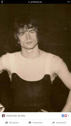 Nureyev, Dance Magazine, Male Ballet Dancers, Ballet Beautiful, Lets Dance, Bad Boys, Celebrities, Beauty, Imagination