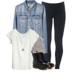 O6 . O29 . 2O13 by theindielife on Polyvore featuring moda, Loft Design By..., Acne Studios, Tigerlily, Dr. Martens, Michael Kors and FirstDayLook