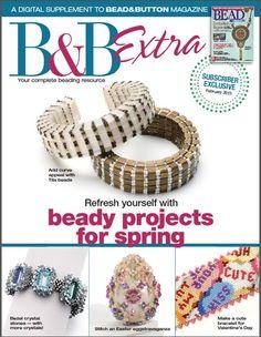 Lo Scrigno dei Segreti: Bead and Button Extra Feb 2013