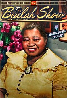 She may have been a maid but Oscar-winning Hattie McDaniel starred in Beulah which for the fifties was a miracle. This was the first TV show to star an African American. Louise Beavers, Comedy Series, Tv Series, Ethel Waters, Hattie Mcdaniel, Star Of The Day, Black Actresses, Hollywood Actresses, Colors