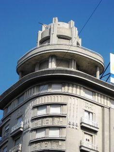 Cupula Art Deco Montevideo Uruguay