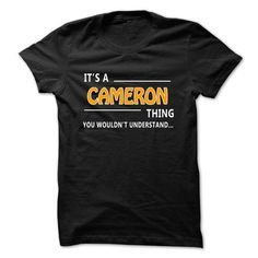 Cameron thing understand ST421 - #homemade gift #gift card. OBTAIN => https://www.sunfrog.com/LifeStyle/Cameron-thing-understand-ST421-vgxvl.html?68278
