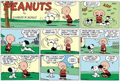 Peanuts Begins by Charles Schulz for Jul 1, 2017 | Read Comic Strips at GoComics.com