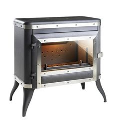 The Invicta Tennessee wood burning stove is a modern style stove that is ideal for medium to large rooms, The Tennessee is available in an Anthracite finish with stainless steel finished edges giving this stove a ultra modern look. The primary air control is controlled automatically via the thermostat on the side. The stove has an maximum output of 8kW capable of heating any area from 42 to 128m³.8kW output5 Year GuaranteeConstruction: Cast IronFuel Type: WoodLog Length: Up to 500mm