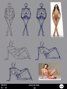Analytical Figure Drawing - CGMA 2D Academy | Luis Donoso