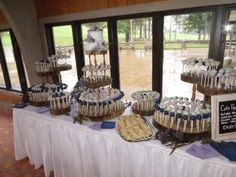 Instead Of Traditional Wedding Cake Lacies Nana Made Sure Everyone Had Pops To Enjoy