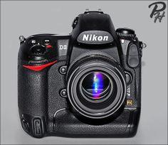 Nikon D700, Camera Nikon, Camera Gear, Antique Cameras, Vintage Cameras, Perfect Model, Camera Equipment, Best Laptops, Camera Photography