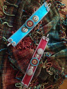 New zipper bracelets. Check out Zipperhead on Facebook!