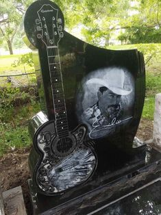 Image result for musical instruments on gravestones