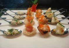 Finger food di mare