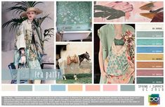 DESIGN OPTIONS - TEA PARTY . SS 2019 DESIGN OPTIONS is a Los Angeles based trend and color forecasting company, providing trends ...