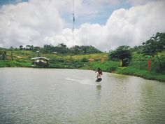Danasan Eco Adventure Park i Danao, Cebu