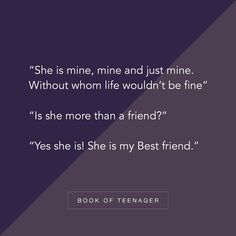 Image may contain: text Best Friend Book, Best Friend Quotes Funny, Besties Quotes, True Love Quotes, Funny Quotes, Guy Friendship Quotes, Funny Friendship, Connection Quotes, Memories Quotes