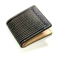 Kapital Hand Stitch Wallet Soft Leather, Leather Bag, Leather Wallets, Handmade Leather Wallet, Card Wallet, Leather Craft, Hand Stitching, Zip Around Wallet, Purses