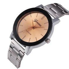 Watch women Quartz Dress Women Brand Women Watches Ladies Crystal Stainless Steel Bracelet Mens Clock Sale Relogio feminino 4*
