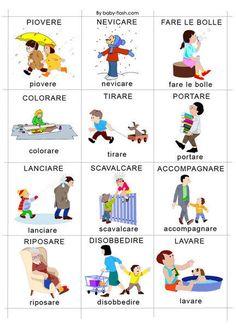 verbi | Facebook | Italian Word of the Day | Scoop.it