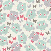 Pattern coruja