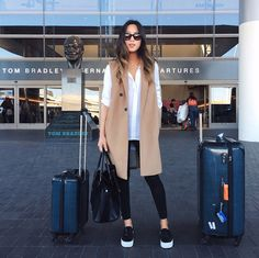 Trend to Try: Sleeveless Coat Vests waysify