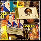 """#7: 300 Unopened Basketball Cards Collection in Factory Sealed Packs of Vintage NBA Basketball Cards From the Late 80's and Early 90's. Look for Hall-of-famers Such As Larry J. Bird Earvin """"Magic"""" Johnson Charles Barkley Shaquille O'neal Hakeem Olajuwon Michael Jordan David Robinson John Stockton. http://ift.tt/2cmJ2tB https://youtu.be/3A2NV6jAuzc"""