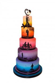 Qui dit mariage, dit forcément gâteau de mariage ! Et en matière de gourmandise, il y a pas mal de nouveautés à décrypter. Pièce montée ? Pyramide de macar