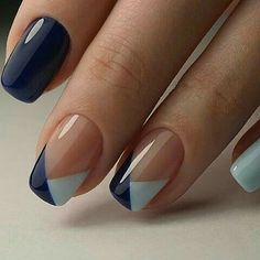 Nail art is a very popular trend these days and every woman you meet seems to have beautiful nails. It used to be that women would just go get a manicure or pedicure to get their nails trimmed and shaped with just a few coats of plain nail polish. Simple Nail Art Designs, Fall Nail Designs, Beautiful Nail Designs, Cute Nail Designs, Easy Nail Art, French Nail Designs, Shellac Designs, Fingernail Designs, Summer Nails Designs 2017