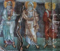 Orthodox Icons, Illuminated Manuscript, Byzantine, Fresco, Holi, Saints, Painting, Interiors, Mosaics