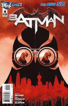 Batman #4 - 2nd Print