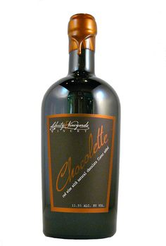 Chocolette - A sweet Marquette wine infused with natural chocolate flavor. The perfect ending to a romantic dinner. Enjoy with fresh berries and cream or pour over vanilla ice cream. Yum!