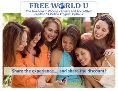 Free World U A Week in the Life