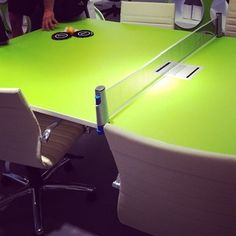 #neocon2013 ping pong or conference table, you choose